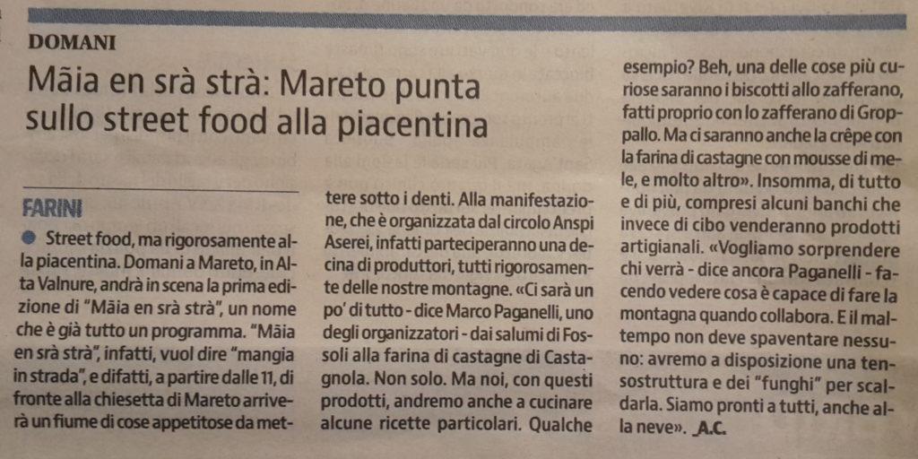 Street Food - Mareto